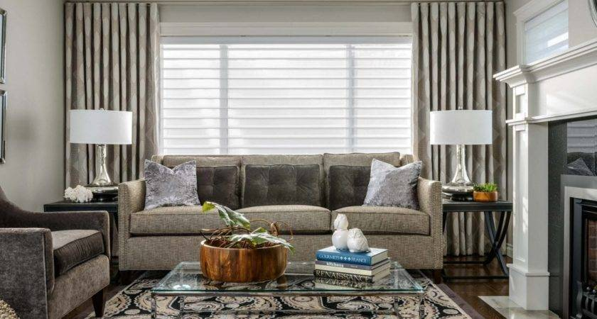 Living Room Curtains Design Ideas Small