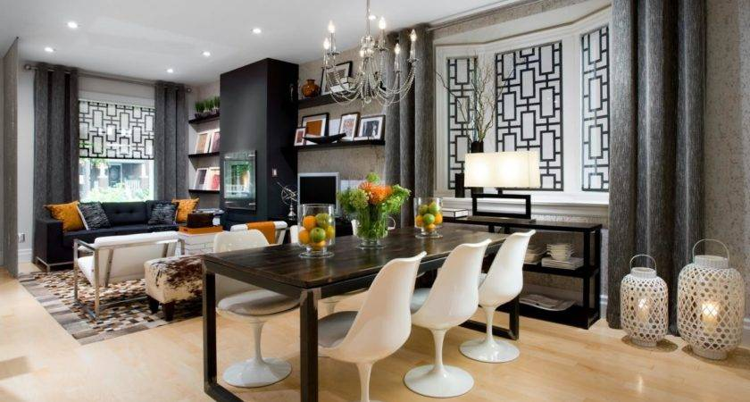Living Room Dining Makeover Gutted Gorgeous