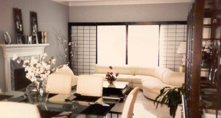 Living Room Dining Office Combo Home Offices