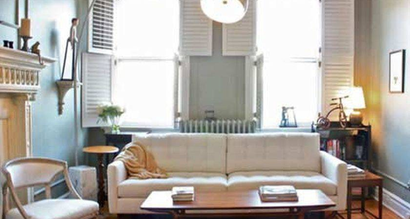 Living Room Furniture Small Spaces Saving Space