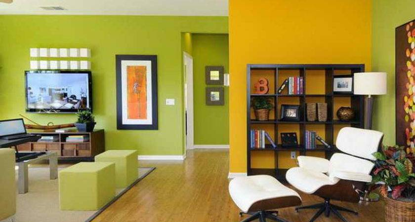 Living Room Good Color Combination
