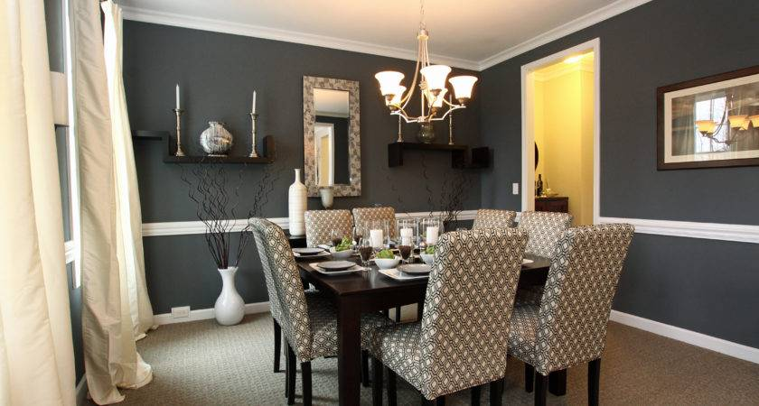 Living Room Gray Ideas Two Tone Paint Color