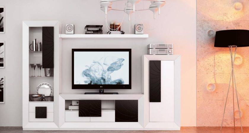 Living Room Ideas Modern Style Cabinet