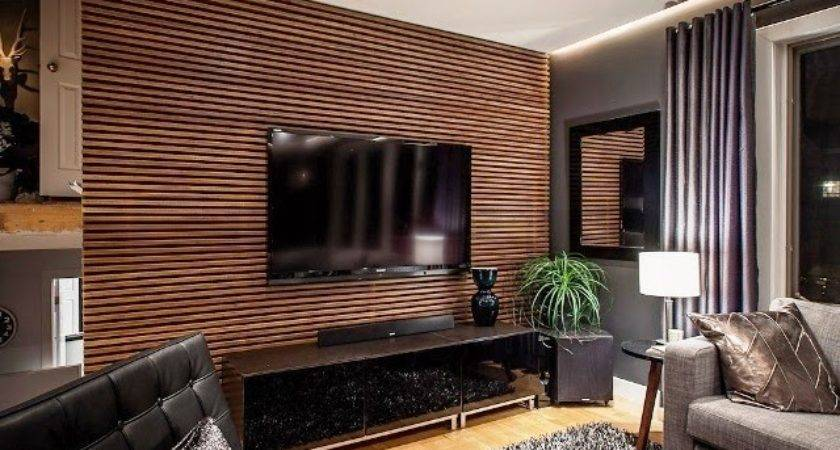 Living Room Paint Colors Accent Wall Modern House