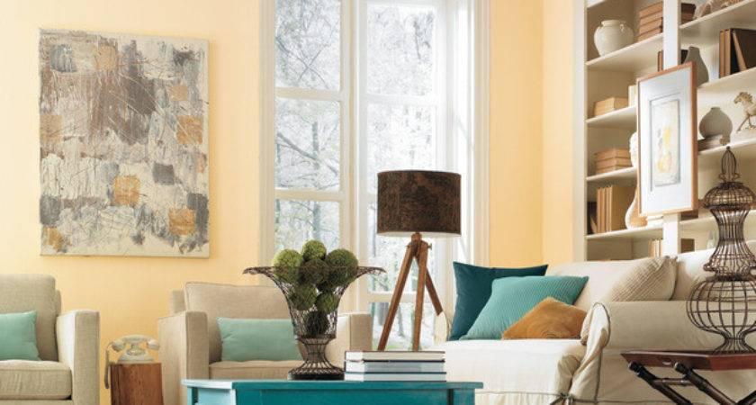 Living Room Paint Trends Rooms