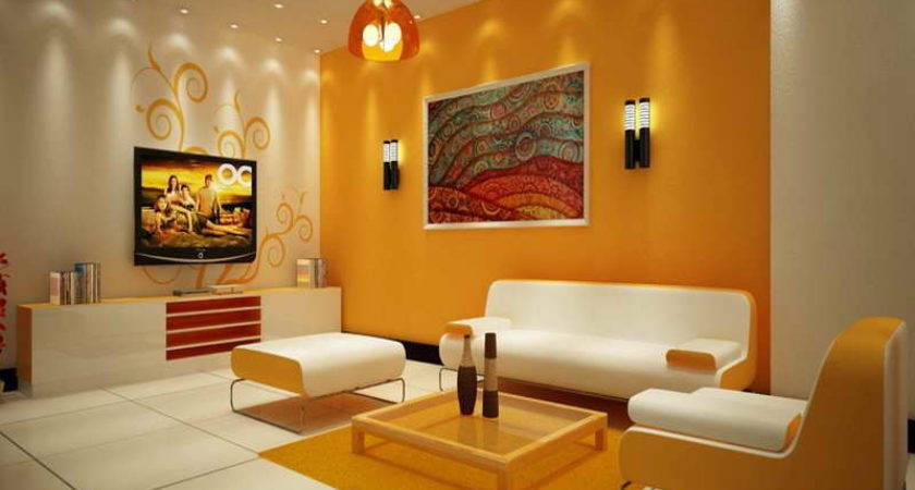 Living Room Relaxing Your Day New Look Color