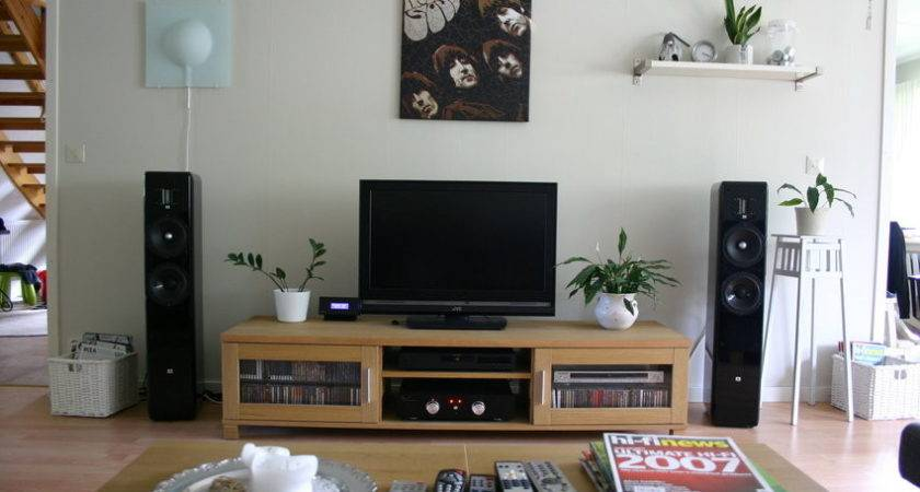 Living Room Setups