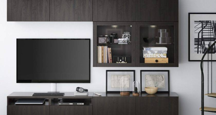 Living Room Storage Systems New