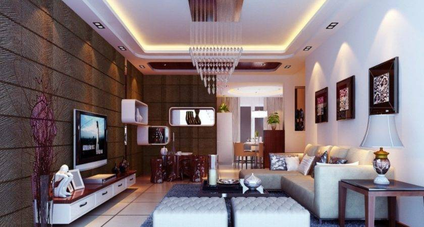 Living Room Wall Ideas Feature
