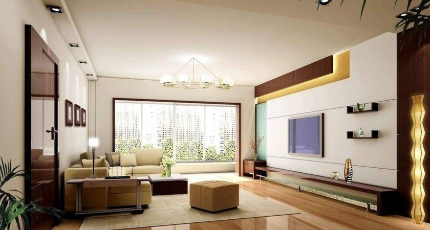 Living Room Wall Lighting Design