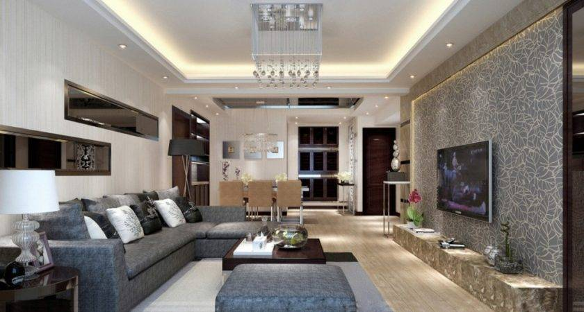 Living Room Wall Unit Designs Lighting House