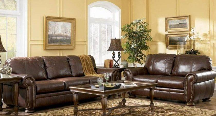Living Room Yellow Wall Paint Color Also Cute Brown