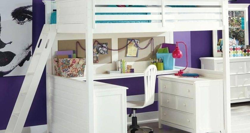 Loft Bed Stairs