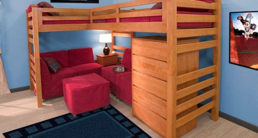 Loft Style Bunk Beds Twin Over Babytimeexpo Furniture