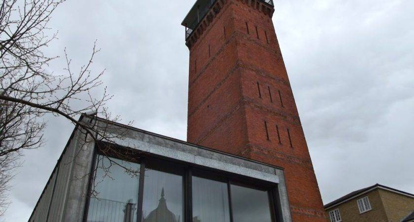 London Water Tower Whichholiday