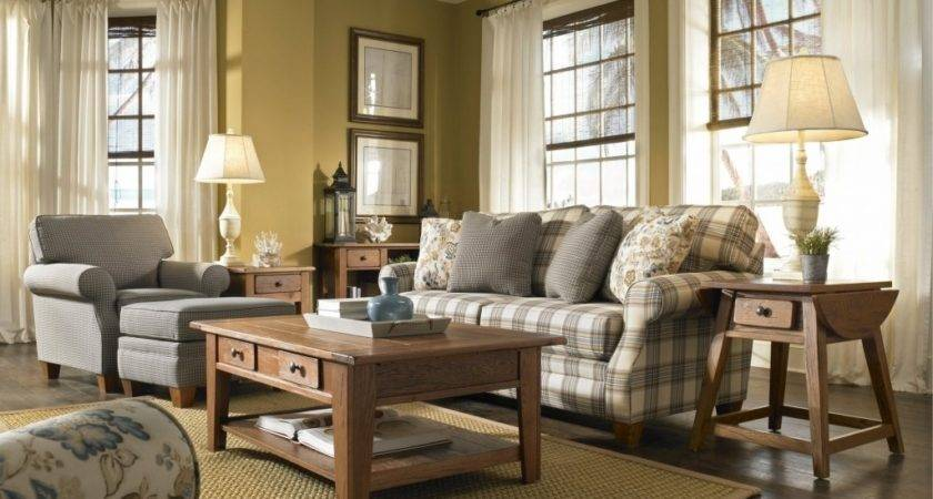 Lovely Country Style Living Room Furniture Sets Office