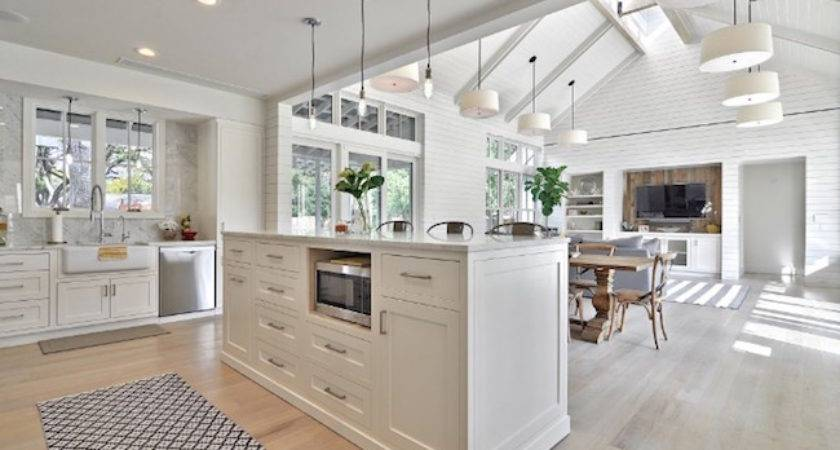 Lovely Open Kitchen Designs Leave