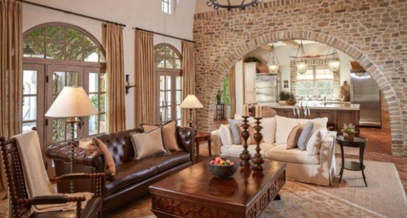 Luxurious Living Room Design Ideas Mediterranean