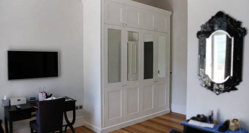 Luxury Fitted Mirrored Wardrobe Bespoke Furniture