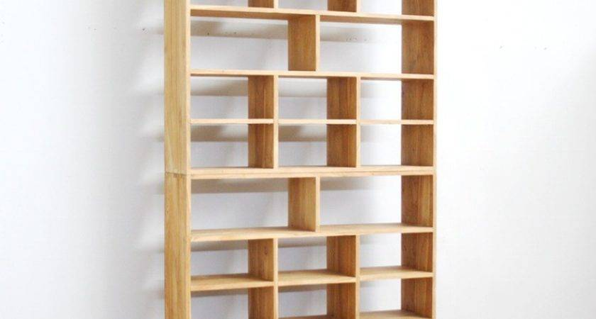 Luxury Furniture Trends Book Rack Teak Wood