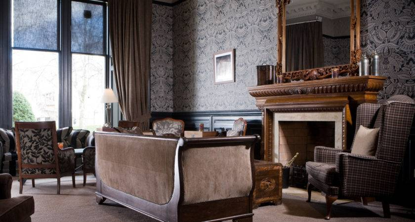 Luxury Glasgow Townhouse Sitting Room Exclusive