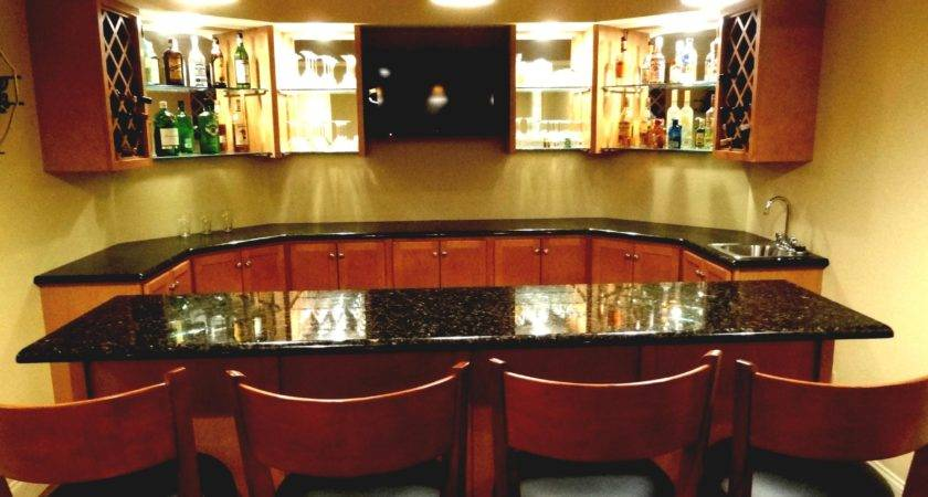 Luxury Home Bar Ideas Great Welcoming Party Interior
