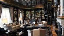 Luxury Home Libraries High Definition