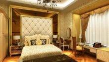 Luxury Interior Design Bedroom Decorating