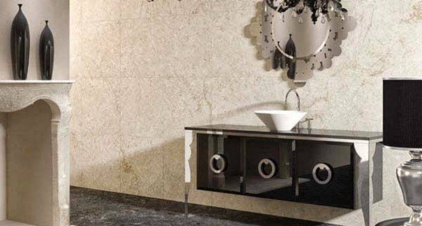 Luxury Italian Bathroom Furniture Accessories