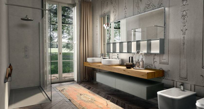 Luxury Modern Italian Bathroom Vanities