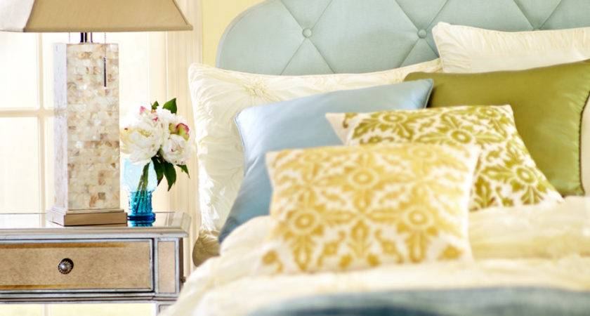 Luxury Yellow Blue Bedroom Lot More Home Style