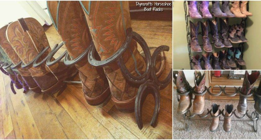 Make Ridiculously Simple Diy Horseshoe Boot