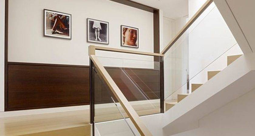 Make Staircase Landing Gorgeous