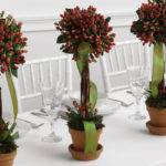 Make Topiary Centerpieces