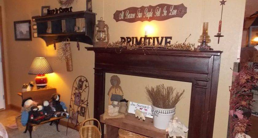 Manufactured Home Decorating Ideas Primitive Country Style
