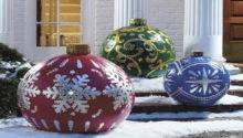 Martha Stewart Outdoor Christmas Decorations