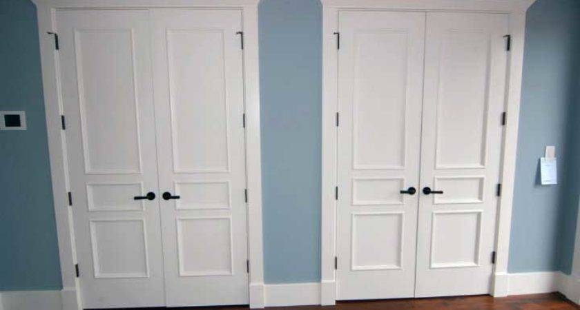 Master Bedroom Closet Face Lift Doors