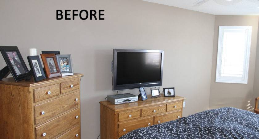Master Bedroom Wainscoting Completely Type
