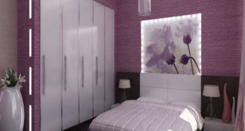 Masters Interior Design Purple Bedrooms Adults