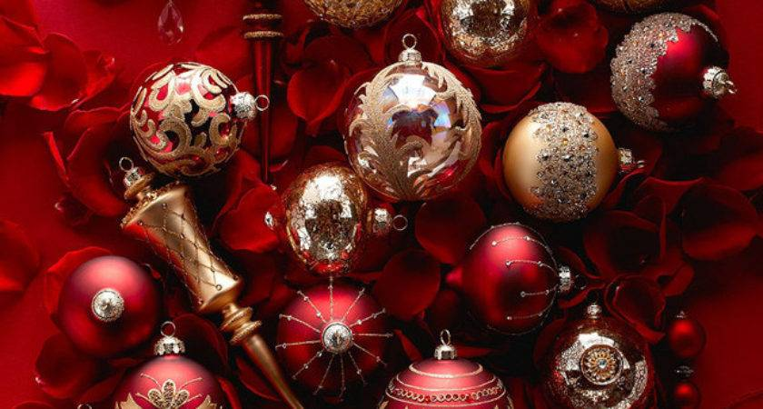 Medici Christmas Ornament Collection Frontgate