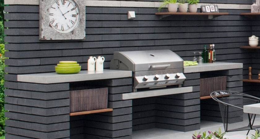 Meridian Built Gas Bbq Barbecue Store Spain
