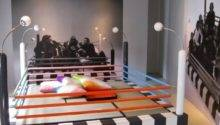 Milan Boxing Ring Bed Fast Company Business