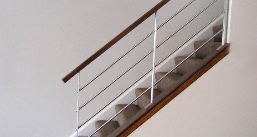 Milk Design Company Railings Modern Staircase