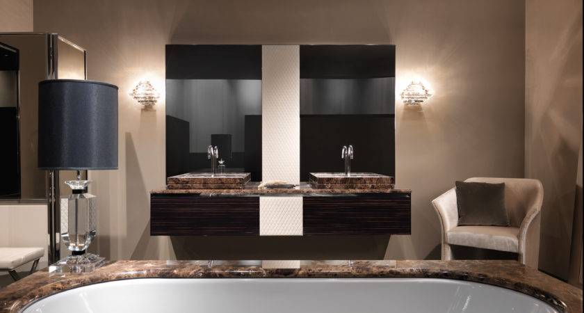 Milldue Four Seasons Luxury Italian Bathroom Vanity