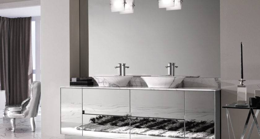 Milldue Four Seasons Steel Luxury Italian Bathroom Vanities