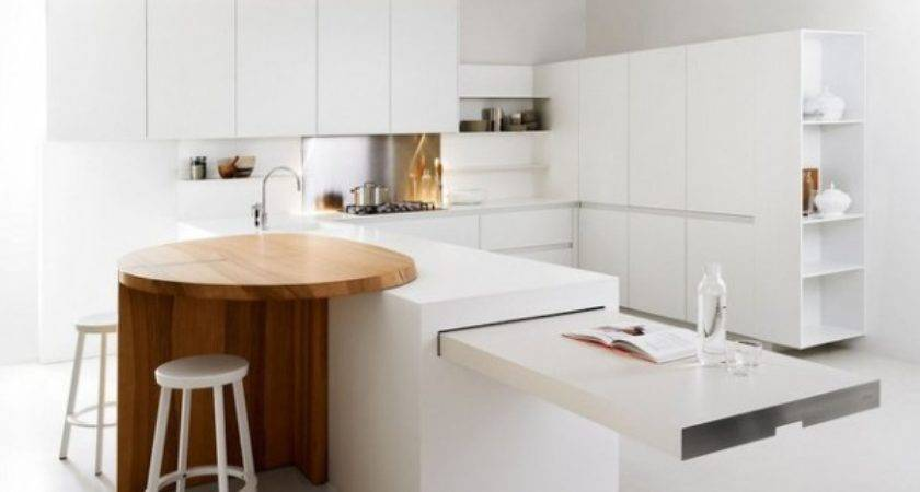 Minimalist Kitchen Design Interior Small Spaces