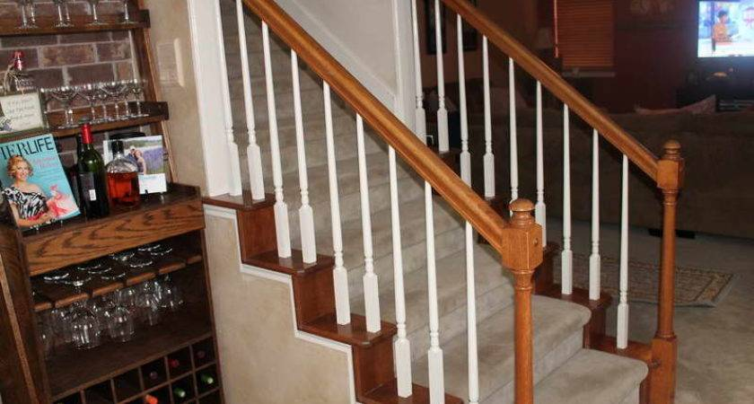 Miscellaneous Staircase Spindles Glass Wall Shelves