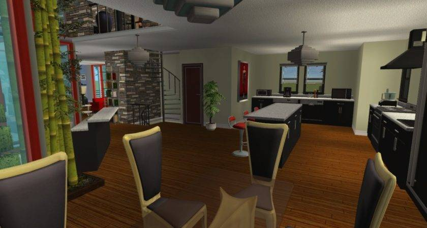 Mod Sims Ultimate Bachelor Pad