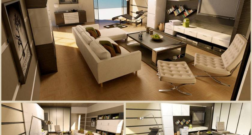 Modern Bachelor Pad Ideas Homesthetics Inspiring