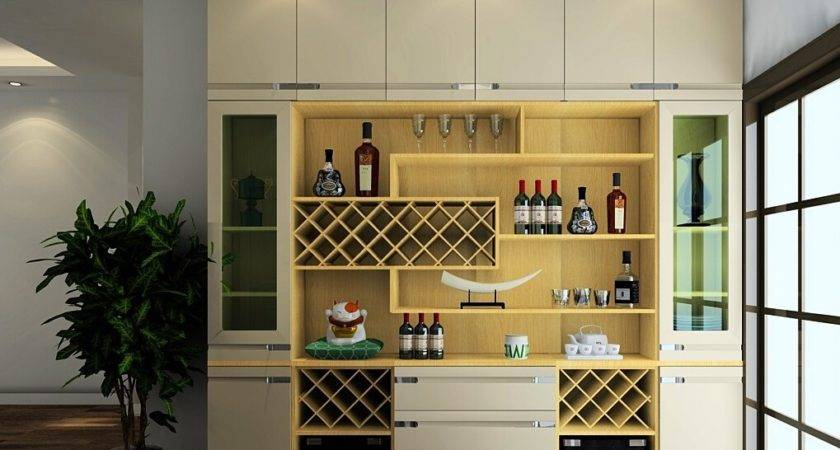 Modern Dining Room Display Cabinets
